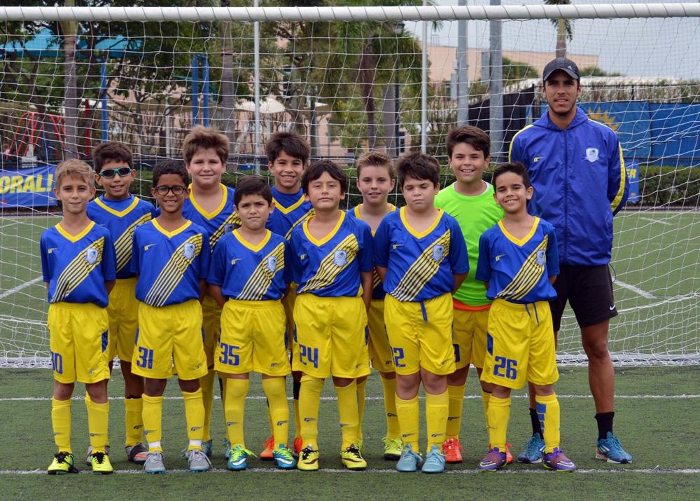 U10 Red Coach Manuel Rodriguez