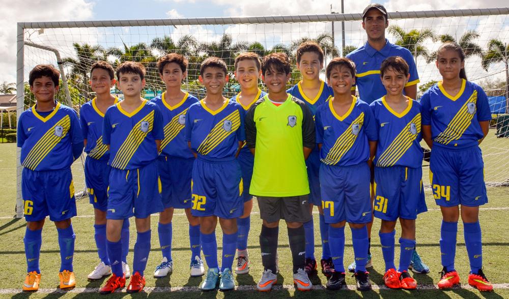 U11 Red Coach Manuel Rodriguez