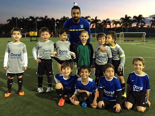 Doral Soccer Club Academy Teams 11