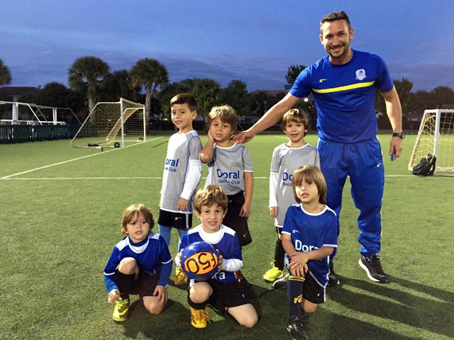 Doral Soccer Club Academy Teams 12