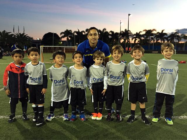 Doral Soccer Club Academy Teams 13