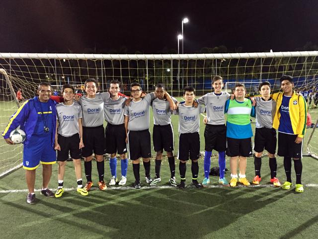 Doral Soccer Club Academy Teams 3