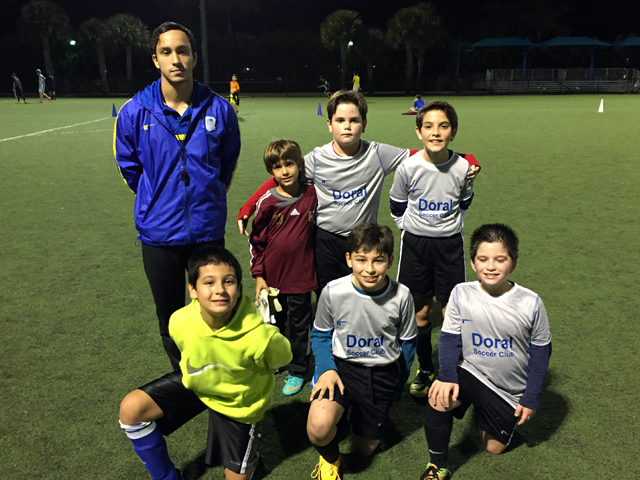 Doral Soccer Club Academy Teams 5