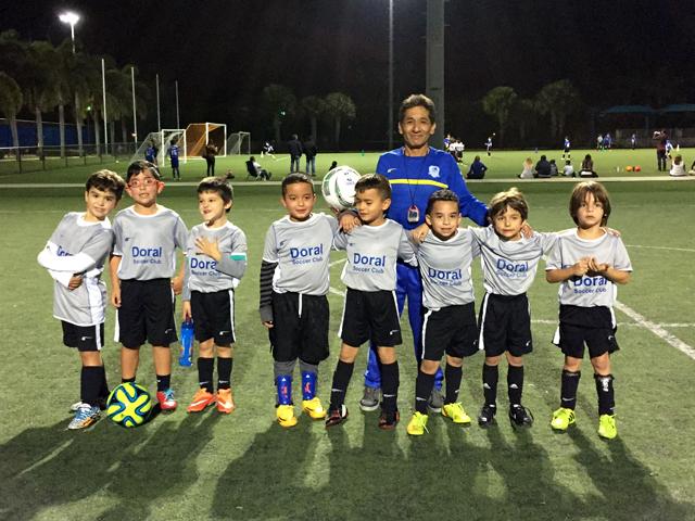Doral Soccer Club Academy Teams 9