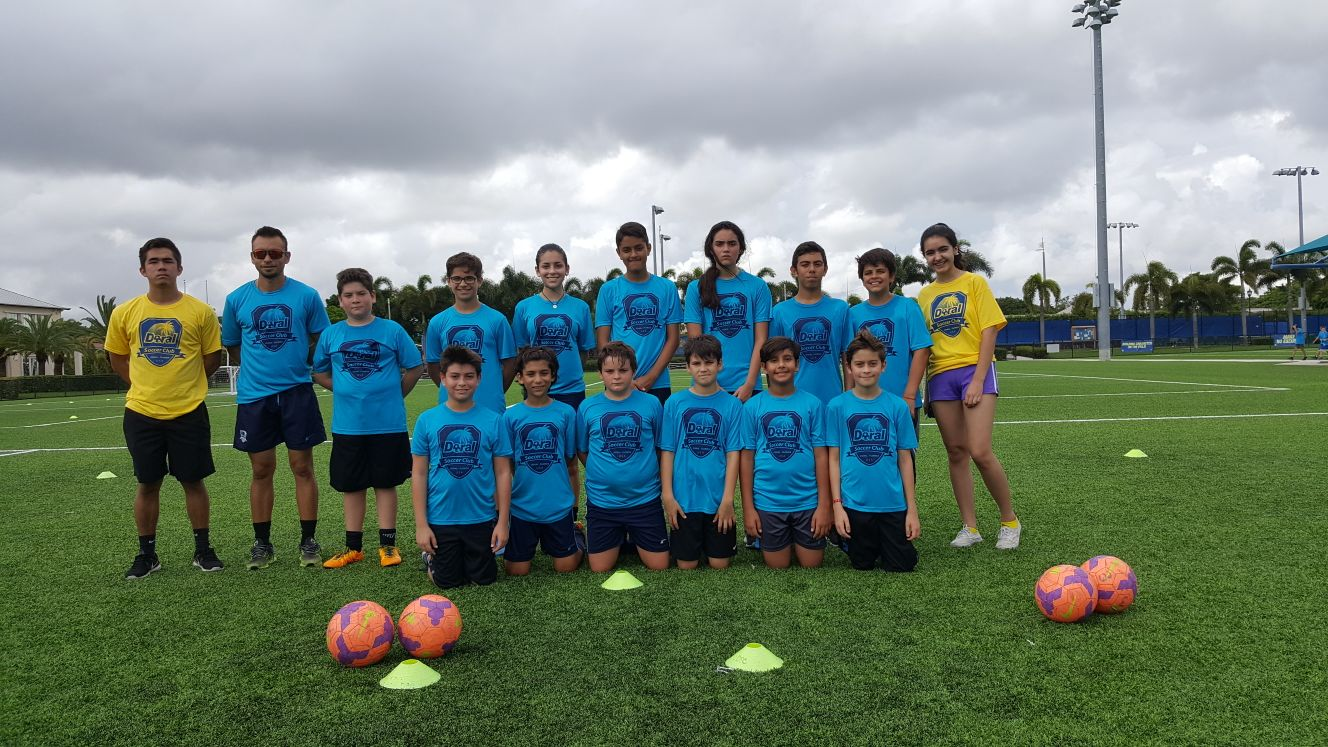 Doral Soccer Club Summer Camp 2017 03