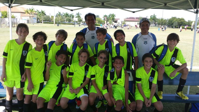 U11 White Champions 17th Annual West Pines Kickoff Classic