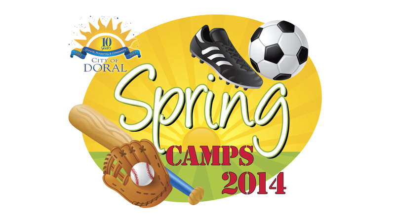 Doral Soccer Club Spring Camp 2014
