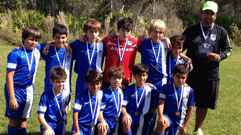 Florida Champions U11B