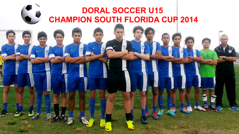 U15 – Champion's South Florida Cup