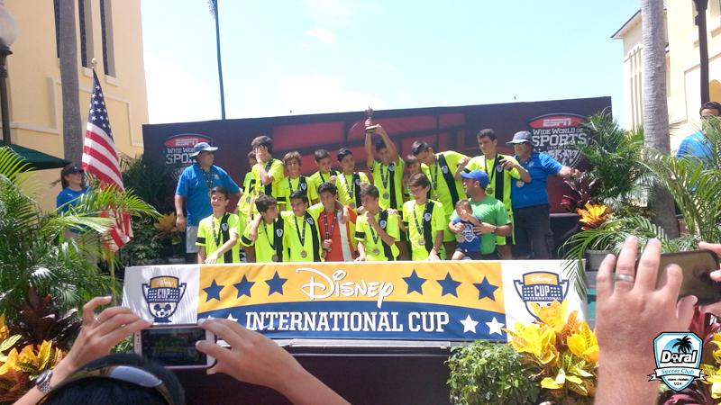 Disney International Cup