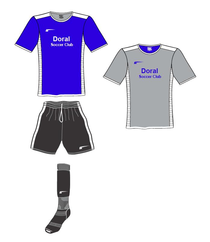 Doral Soccer Club Academy teams