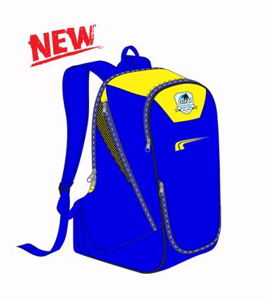 Doral Soccer Club Back pack