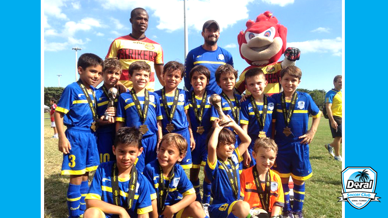 Champion West Pines U8