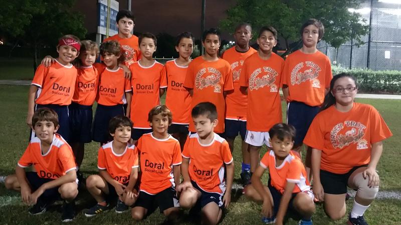 Turkey Trot 2014 / Doral Soccer Club
