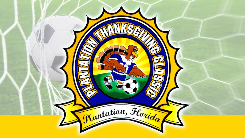 Plantation Thanksgiving Classic  November 28th – November 30th