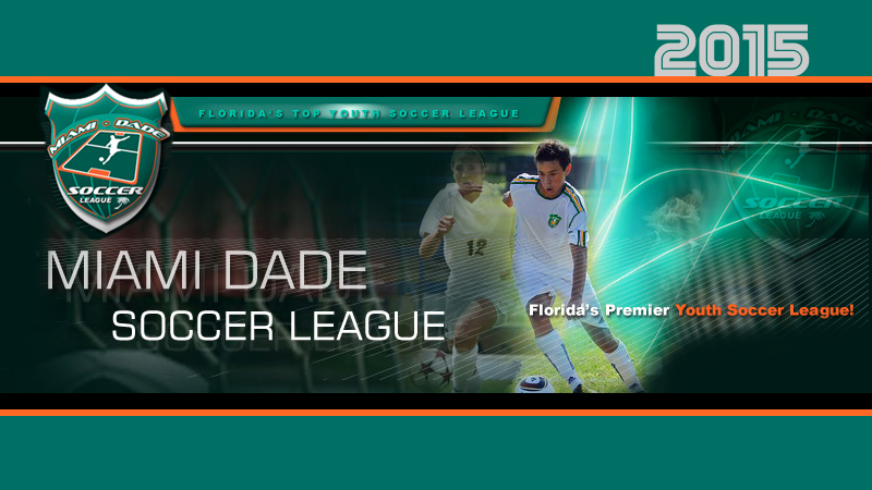 Miami Dade Soccer League Spring 2015