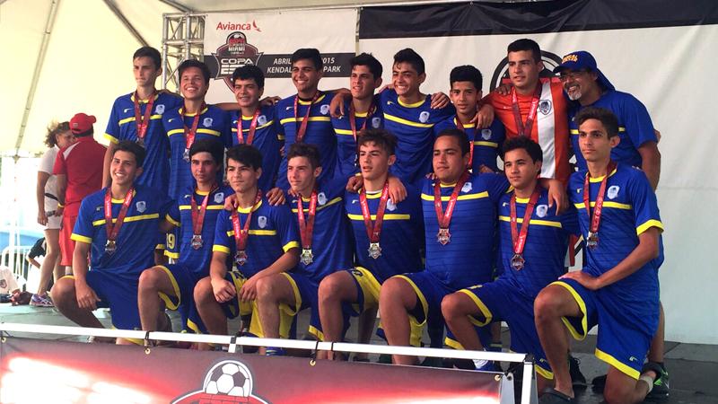 U16 Blue Finalist Copa ESPN Miami April 25/26 -2015