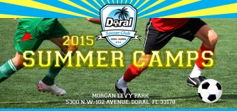 Doral Soccer Club Summer Camps