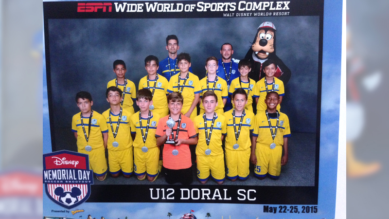 U12 Blue Finalist Disney 2015 WEB