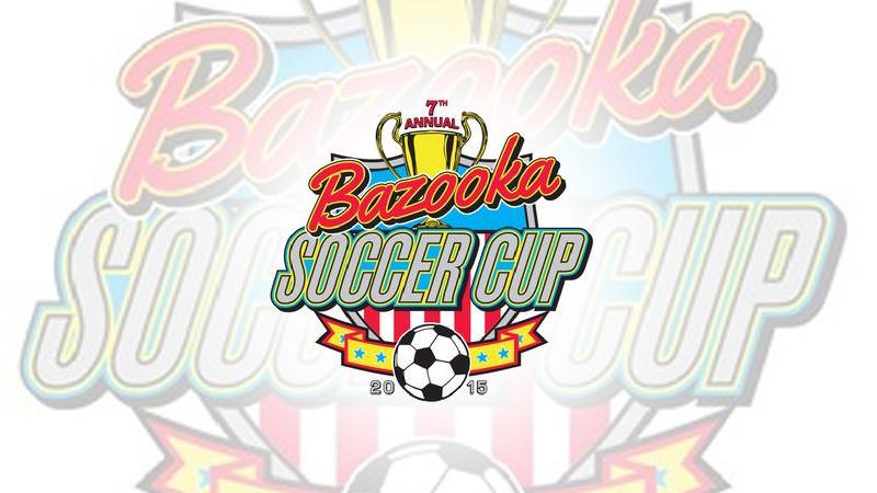 Bazzoka Soccer Cup 2015