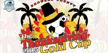 Thanksgiving Gold Cup 2015  Broward County