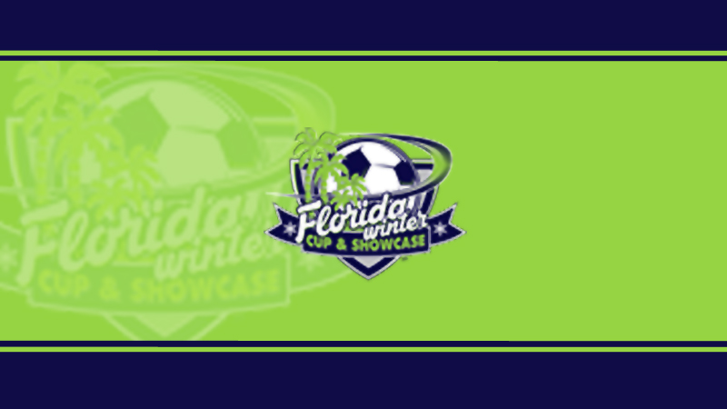Florida Winter Cup & Showcase Palm Coast, Florida