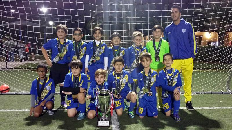 Doral Soccer U10 Red Finalist Naples_2016