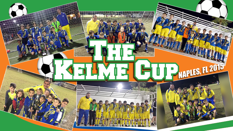 Kelme Cup, Naples 2016 • DSC Winning Teams