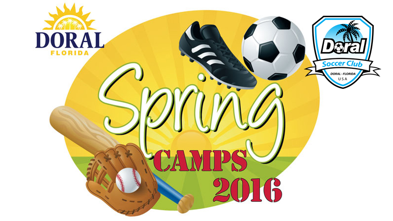 Doral Soccer Camp March 21 – 25, 2016