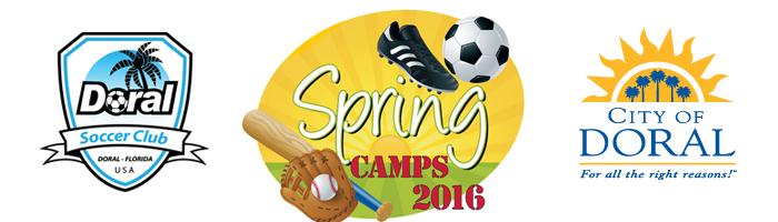 Spring Camp 2016 Doral Soccer Club