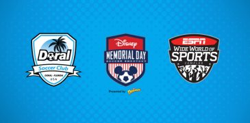 Disney Memorial Day Soccer Shootout 2016