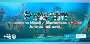 COPA AMERICANA • JUNIOR ELITE