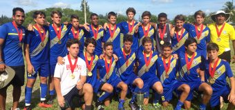 U16 White Champion's Copa Americana Miami – June 24/25/26, 2016