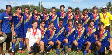 U16 White Champion's Copa Americana Miami – June 24/25/26, 2016
