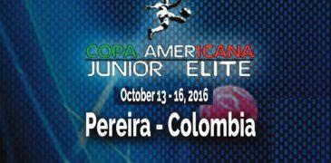 COPA AMERICANA JUNIOR ELITE PEREIRA COLOMBIA