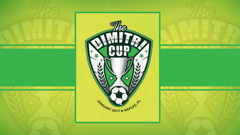The Dimitri Cup Boys/Girls Ages 13-14 Weekend January 21-22 2017