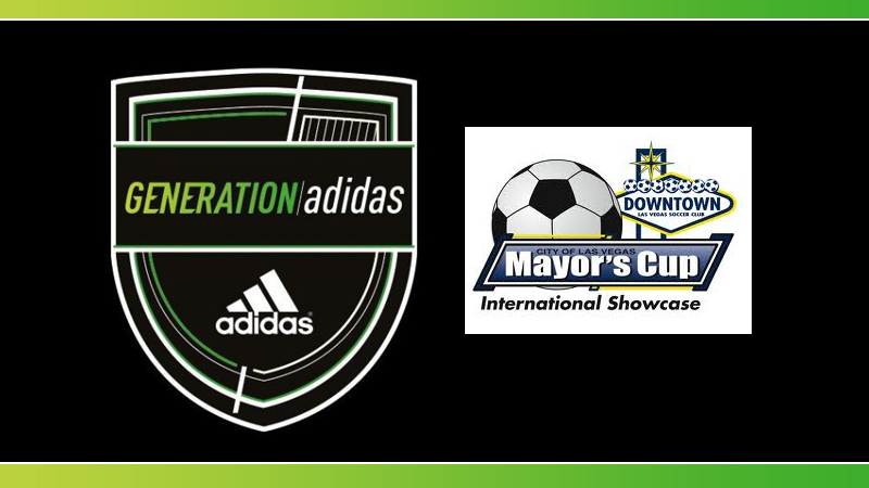 CITY OF LAS VEGAS MAYOR'S CUP INTERNATIONAL YOUTH SOCCER SHOWCASE FEBRUARY  18-20, 2017