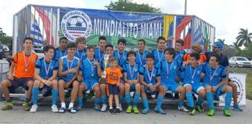 Mundialito Miami u17 Doral Soccer