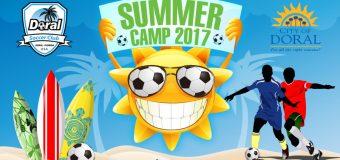 2017 Doral Soccer Club Summer Camp