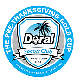 Pre-Thanksgiving Gold Cup Doral Soccer