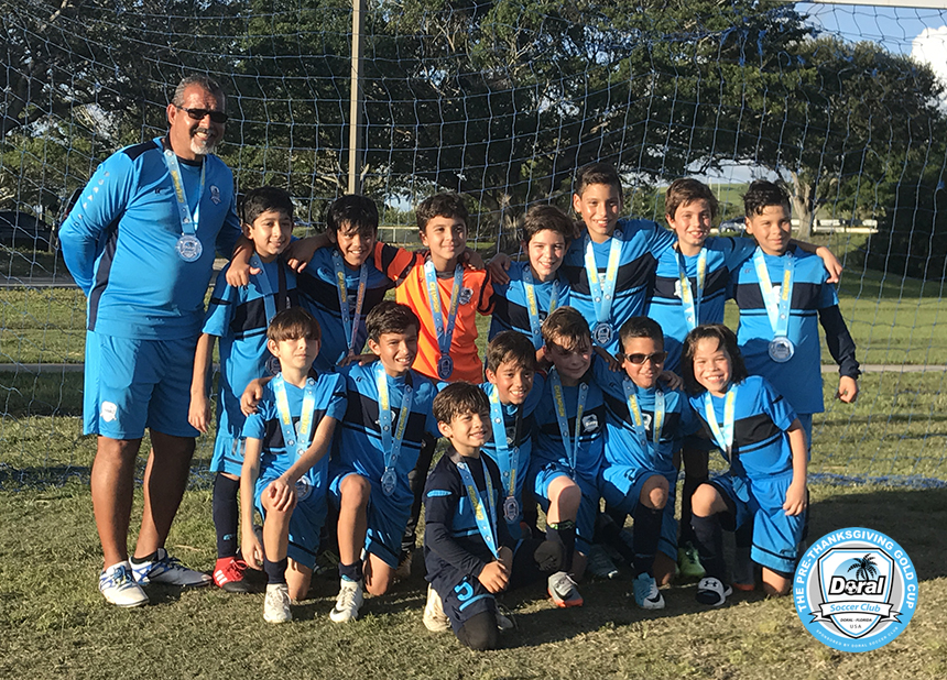 U11 Red Champion's Pre Thanskgiving 2017